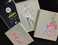 Viktor Rolf Illustrations