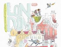 London: a story around every corner