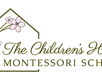 The Children's House Montessori School Logos