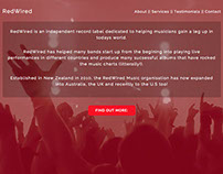 RedWired Website