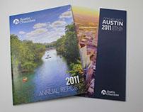 2011 Austin Chamber Annual Report