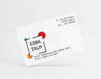 Essais : Appel d'offre ESBA TALM