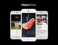 Majime Food Online Store
