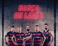 Lassa Fc Barcelona sponsorship