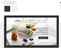 Restaurant web