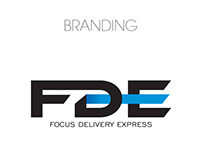 Focus Delivery Express - Branding