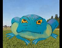 Super Frog Loop