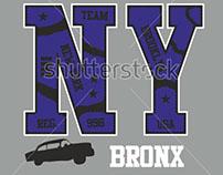 stock-vector-american-new-york-college-retro-style
