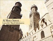 Al Moez Street, Leporello Map