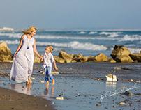 Dimitri & Barno at Kurion Beach | Cyprus Photography