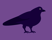 Crow money, crow problems.