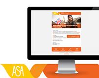 Edições  ASA - Campanha E-mail Marketing