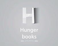 Hunger Books logo