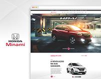 Honda Minami