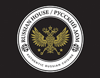 Russian House Identity