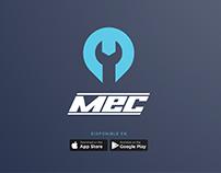 MEC Store · Branding