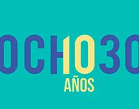 Ocho30 - visual communication