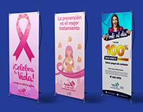 Diseño e Impresión de Banners de Campaña