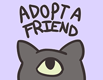 Adopt a Friend Animation