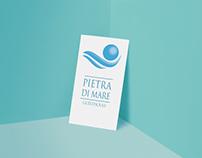 B&B Pietra di Mare - Logo Project
