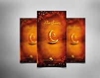 Ramadan Flyer - Opera Catering