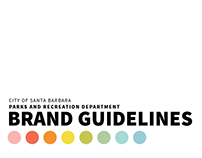Branding Guide for Parks and Recreation Department