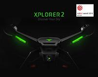 XPLORER 2 Design Process In 2015