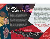 Official Alex Light Profile