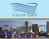 Stadium Tower Corporate Identity and Brochure