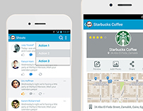 Nassya app | Android Layout