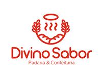 Bakery Divino Sabor Logo