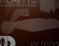 Music for the People - DJ Show Banners