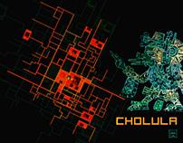 Cholula 3D