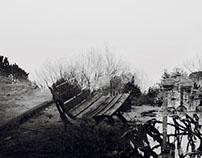 deserto de concreto úmido: um outro lugar