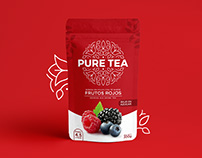 Pure Tea // Packaging