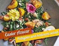 Caster Azucar. Chef