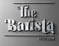 Free Font - The Barista