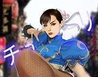 Fanart/ Chun-Li