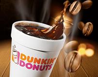 Dunkin' Donuts | Social Media vol.1