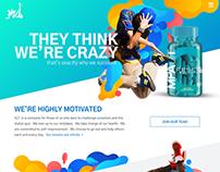 KZ1 Site Redesign