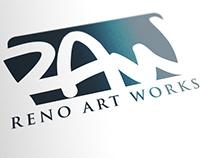Reno Art Works Logo
