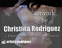 Artwork by C. Rodriguez