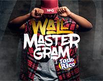 Wall Master Gram - Todo Rico