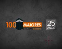 100 Maiores Empresas - 25 anos