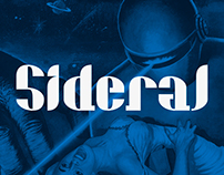 Sideral - Free Font
