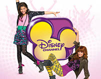 Disney Channel / D-Stars - Print ads