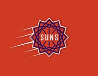 Phoenix Suns - Rebranding