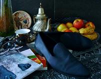 Bodegón fashion...El viajero