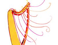 Quit Harping