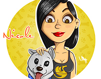 Commission - Nicole